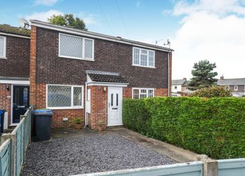 Thumbnail 2 bed terraced house for sale in Hartfield Close, Hasland, Chesterfield