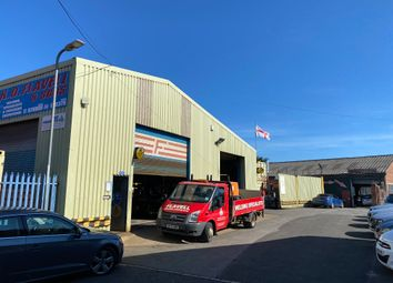 Thumbnail Industrial for sale in Fabrication Workshop, Office And Small Area, Robert Street, Thornaby