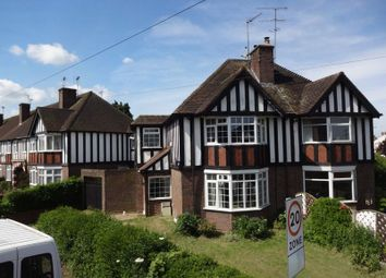 Thumbnail 3 bed semi-detached house for sale in Limbury Road, Luton