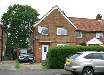 Thumbnail 3 bed end terrace house for sale in Kingsway, Hayes