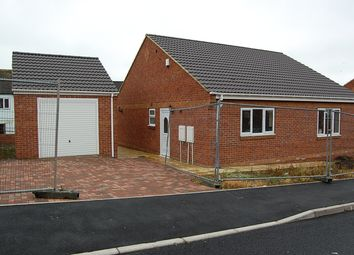 Thumbnail 3 bed detached bungalow to rent in Mainsforth Rise, Ferryhill
