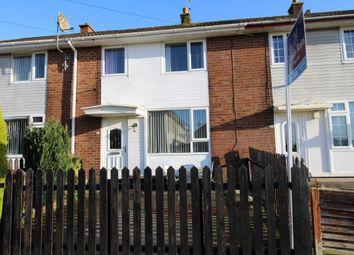 Thumbnail 4 bed terraced house for sale in Carnroe Drive, Greenisland, Carrickfergus