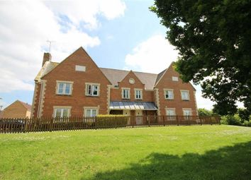 Thumbnail 2 bed flat for sale in Minnow Close, Oakhurst, Swindon