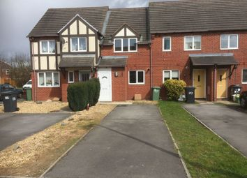 Thumbnail 2 bed terraced house to rent in Dewfalls Drive, Bradley Stoke, Bristol