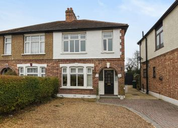 Thumbnail 3 bed semi-detached house for sale in Manor Lane, Lower Sunbury