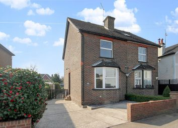 Thumbnail 2 bedroom semi-detached house for sale in Meadow Walk, Walton On The Hill, Tadworth, Surrey.