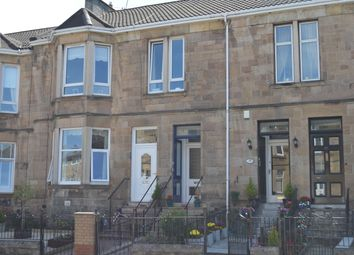 Thumbnail 2 bed flat for sale in Johnstone Drive, Glasgow