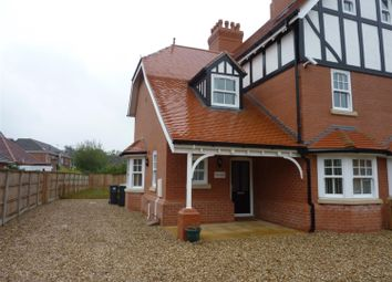 Thumbnail 5 bed detached house to rent in Albany Road, Woodhall Spa, Lincolnshire