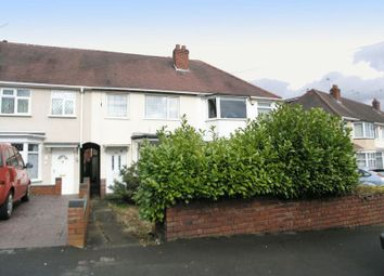 Thumbnail 3 bed terraced house for sale in Dudley, Holly Hall, Newland Grove