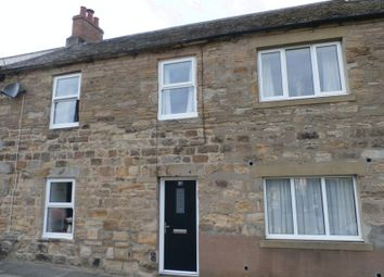 Thumbnail 2 bedroom terraced house for sale in West Street, Belford