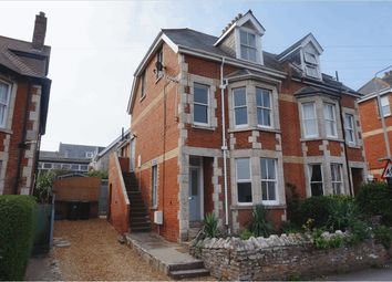 Thumbnail 2 bed flat for sale in Queens Road, Swanage