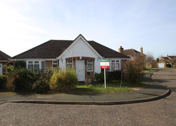 Thumbnail 3 bed detached bungalow for sale in Blackthorn Way, Leavenheath, Colchester