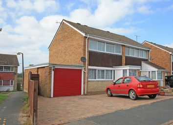 Thumbnail 3 bedroom semi-detached house for sale in Islay Crescent, Highworth, Swindon