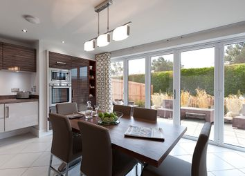 """Thumbnail 5 bed detached house for sale in """"The Kirkham"""" at Wingfield Road, Alfreton"""