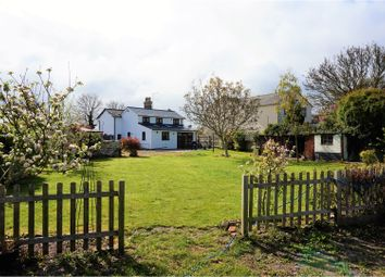 Thumbnail 4 bed detached house for sale in South Street, Litlington, Royston