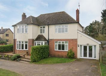 Thumbnail 5 bedroom detached house for sale in Bury Road, Woolpit, Bury St. Edmunds