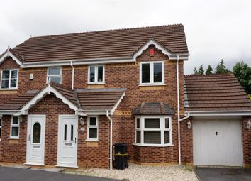 Thumbnail 3 bed semi-detached house to rent in Pilgrims Wharf, St. Annes Park, Bristol
