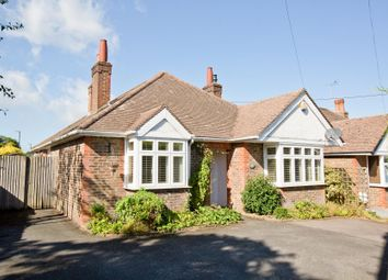 Thumbnail 4 bed detached bungalow to rent in Mill Road, Burgess Hill