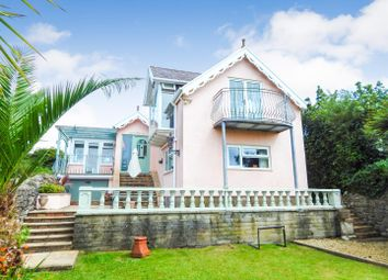 Thumbnail 3 bedroom semi-detached house for sale in Thistleboon Road, Mumbles, Swansea