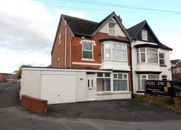 Thumbnail 5 bedroom semi-detached house for sale in Yardley Fields Road, Stechford, Birmingham