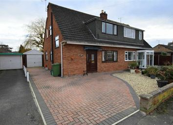 Thumbnail 3 bed semi-detached house for sale in Wards Road, Cheltenham, Gloucestershire
