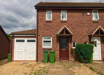 Thumbnail 2 bed town house to rent in Spinney Close, Glen Parva, Leicester