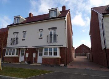 Thumbnail 4 bed semi-detached house for sale in Benjamin Gray Drive, Littlehampton, West Sussex