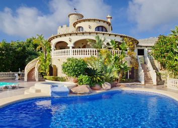 Thumbnail 4 bed villa for sale in Cumbre Del Sol Benitachel, Alicante, Spain
