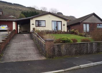 Thumbnail 2 bed detached bungalow for sale in Cwm Alarch Close, Mountain Ash