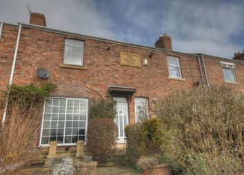 Thumbnail 2 bed terraced house for sale in The Leazes, Throckley, Newcastle Upon Tyne