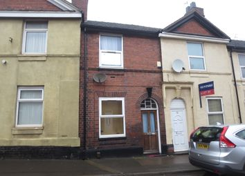 Thumbnail 2 bed terraced house for sale in Victoria Street, Chesterton, Newcastle