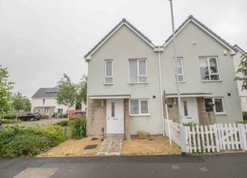 Thumbnail 2 bed detached house for sale in Yellowmead Road, Plymouth