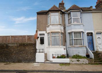 Thumbnail 2 bed end terrace house for sale in Springhead Road, Northfleet, Gravesend, Kent