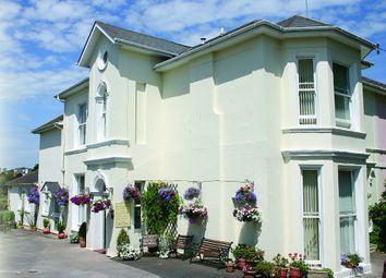 Thumbnail 1 bedroom flat to rent in Solsbro Road, Torquay