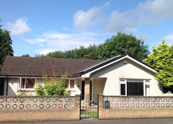 Thumbnail 4 bed detached bungalow for sale in Park Place, Alloa