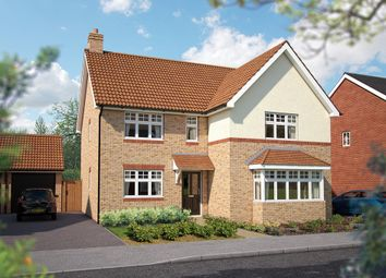 "Thumbnail 5 bed detached house for sale in ""The Arundel"" at Hadham Road, Bishop's Stortford"