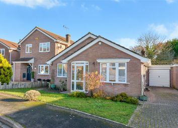 Thumbnail 3 bed bungalow for sale in Albany Drive, Three Legged Cross, Wimborne, Dorset