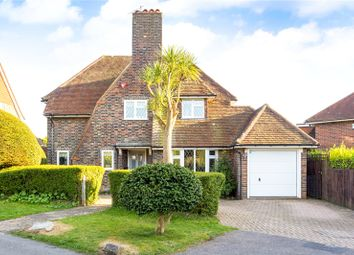 4 bed detached house for sale in Barrowfield Drive, Hove, East Sussex BN3