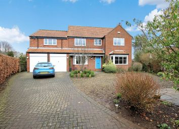 Thumbnail 5 bed detached house for sale in West Acres Close, West Ayton, Scarborough