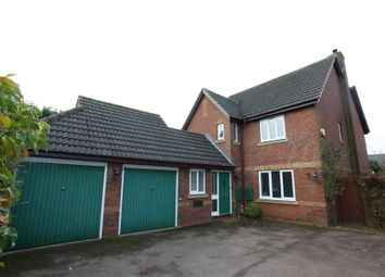 Thumbnail 4 bed detached house to rent in Cheney Gardens, Middleton Cheney