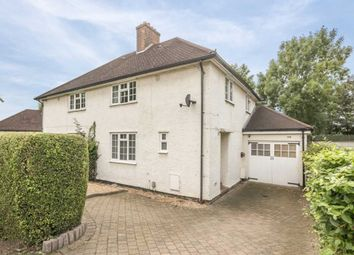 Thumbnail 3 bed semi-detached house for sale in Ridge Avenue, Letchworth Garden City