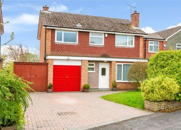 Thumbnail 3 bed detached house for sale in Cole Crescent, Aughton, Ormskirk