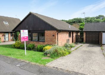 Thumbnail 3 bed detached bungalow for sale in Marlstones, West Hunsbury, Northampton