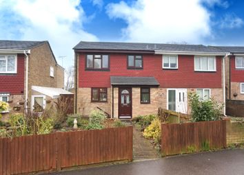 Thumbnail 3 bed semi-detached house for sale in Lords Wood Lane, Lords Wood, Chatham