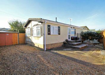Thumbnail 2 bedroom mobile/park home for sale in Riverside Park, West Drayton, Middlesex