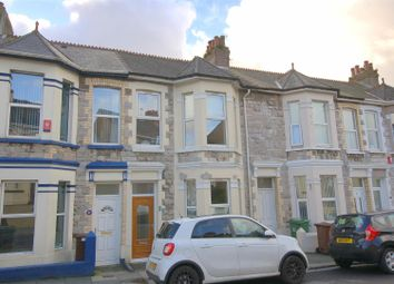 Thumbnail 3 bed terraced house for sale in Langstone Road, Plymouth