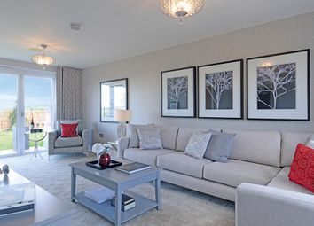 "Thumbnail 4 bed detached house for sale in ""The Danbury"" at Castlehill Crescent, Ferniegair, Hamilton"