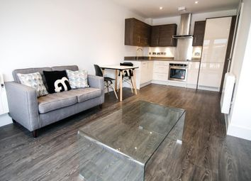 Thumbnail 1 bed flat to rent in The Foundry, Carver Street