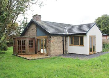 Thumbnail 2 bed detached bungalow for sale in Langwith Lodge Drive, Nether Langwith, Mansfield