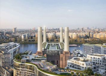 Thumbnail Flat for sale in Battersea Roof Gardens, Circus Road West